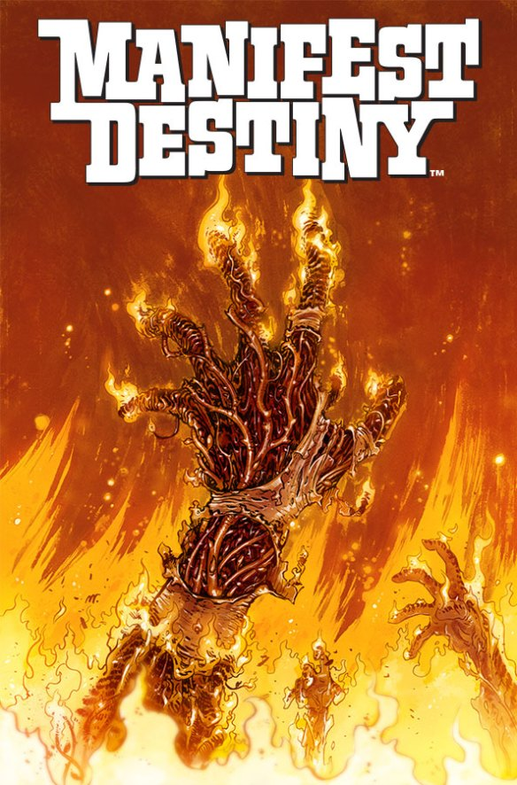Manifest Destiny 3 Cover